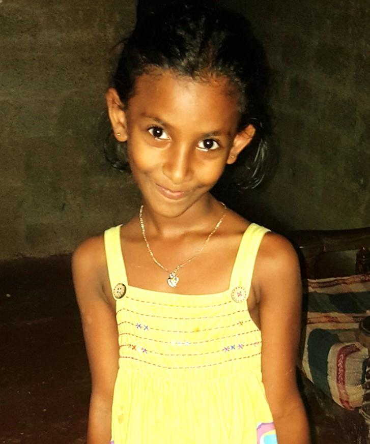LOTUS hilft Menschen in NOT – mittellose Familien in Sri Lanka, Supuni
