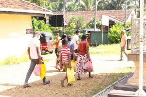 Corona Hilfe für Sri Lanka