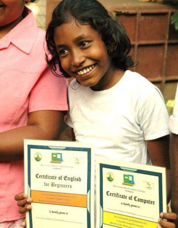 LOTUS hilft Menschen in NOT – mittellose Familien in Sri Lanka