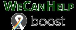 mit WeCanHelp und boost LOTUS unterstützen